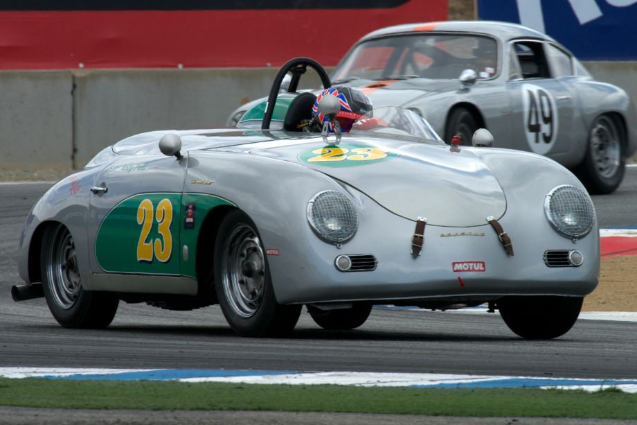 Andy Prill's Porsche 356 Speedster