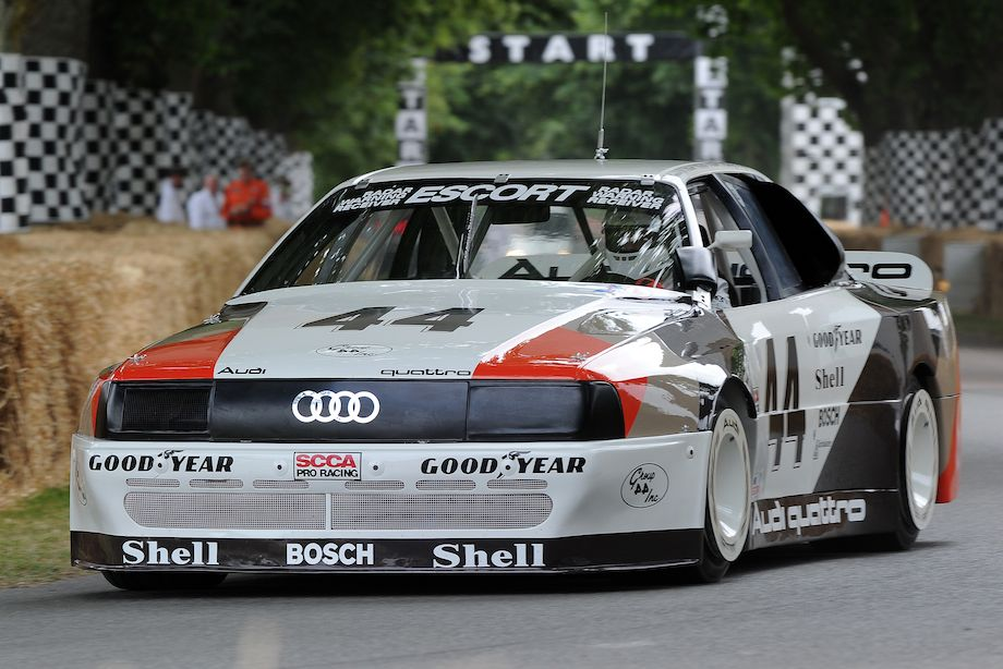Audi Quattro 200 Trans-Am