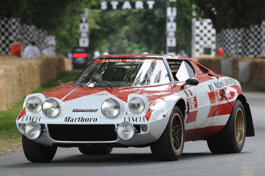 Lancia Stratos Group IV