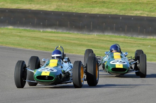 Pair of brilliant Lotus-Climax 25