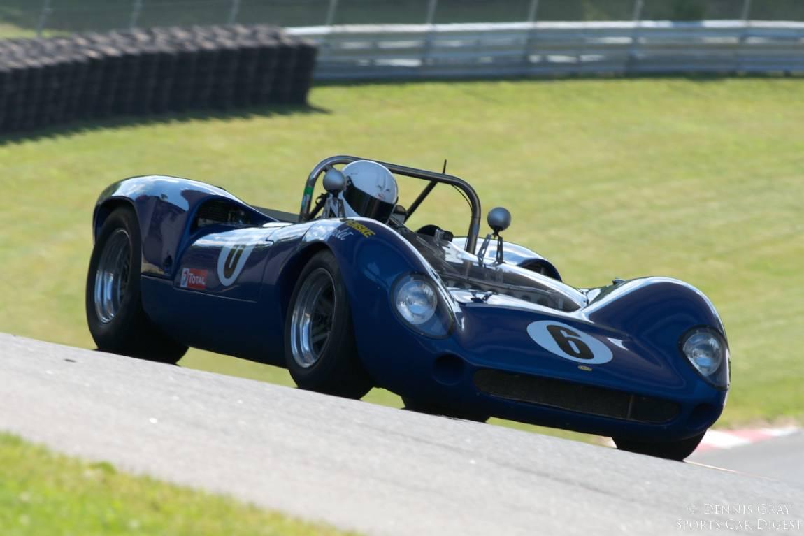 Dan Cowdrey's Lola T70 Mk.2.