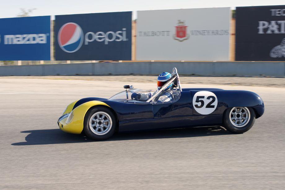 Mark Osborne - 1965 Merlyn MK6.