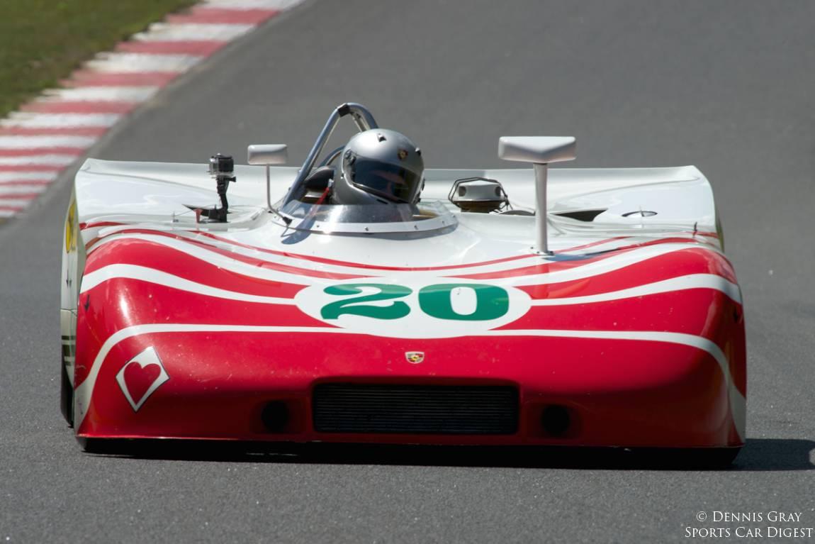 Cameron Healey Porsche 908-3.