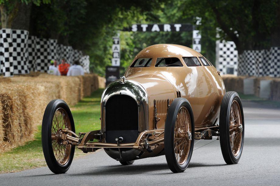 Miller 'Golden Submarine' Aerodynamic Coupe