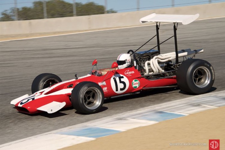 Mark Harmer's 1969 Surtees TS-5.