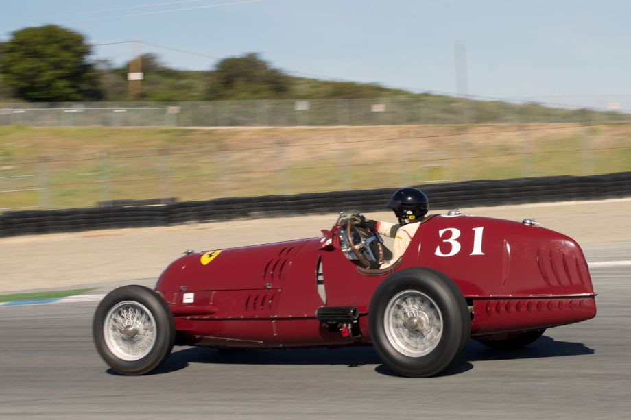 Alfa Romeo Tipo C 8C-35 of Peter Giddings