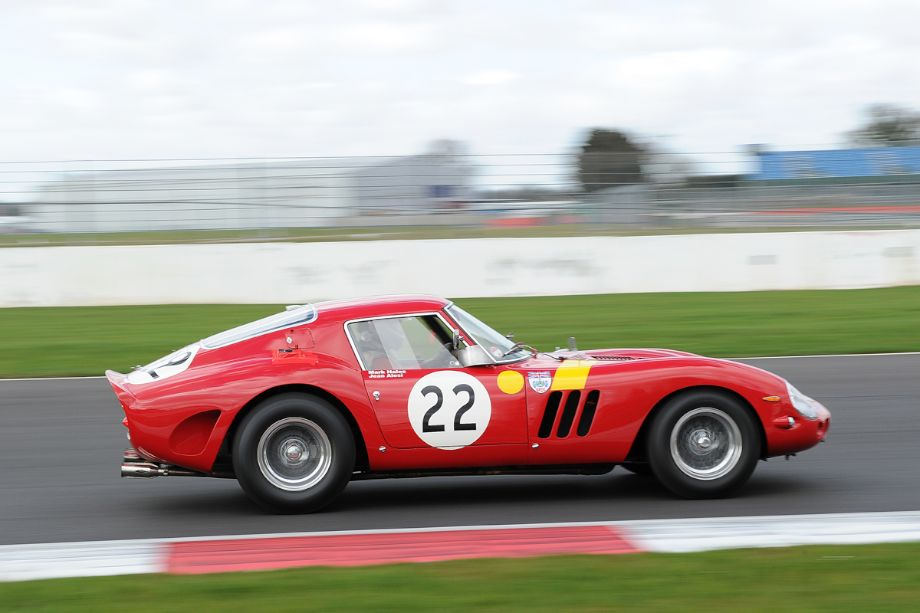 1962 Ferrari 250 GTO (s/n 3757GT) owned by Nick Mason