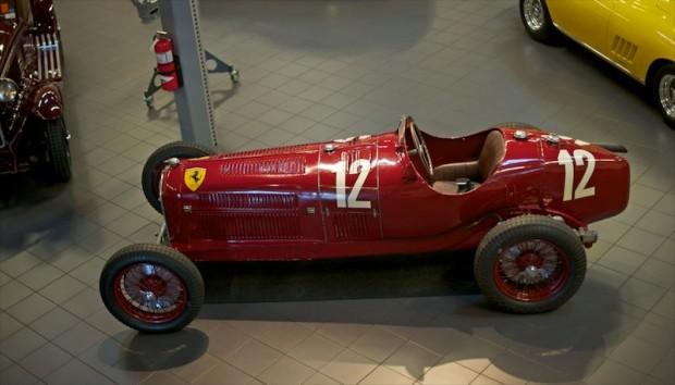 1934 Alfa Romeo Tipo B P3 Tazio Nuvolari