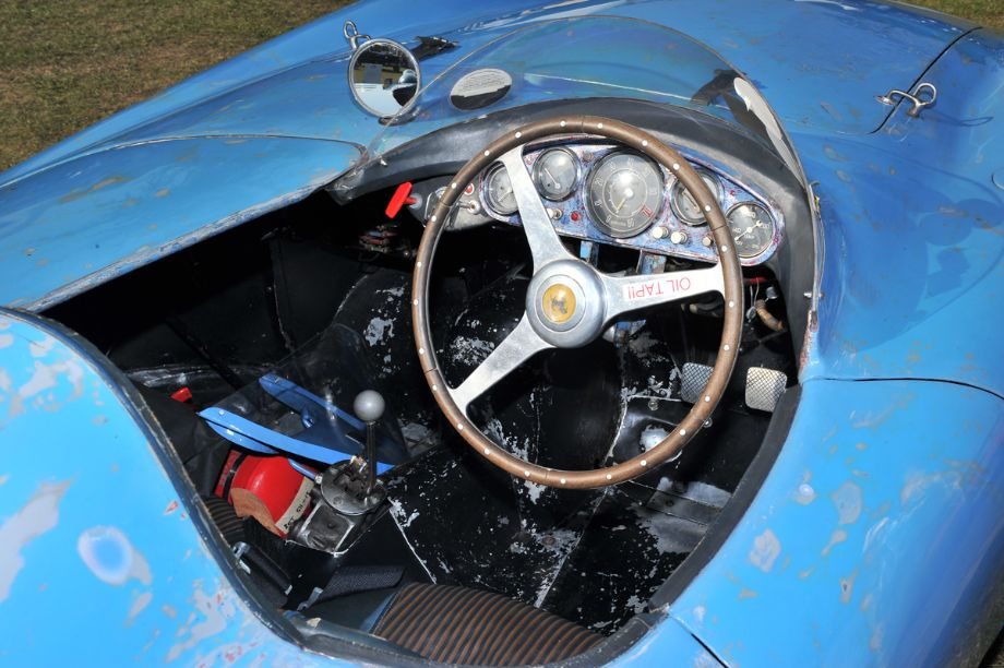 Original 1955 Ferrari 500 Mondial Series II