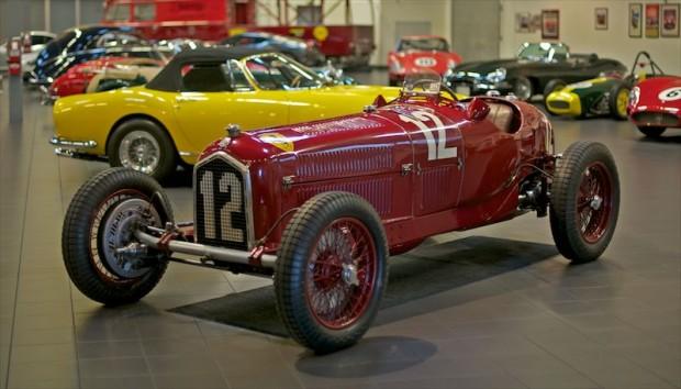 1934 Alfa Romeo P3 Tazio Nuvolari