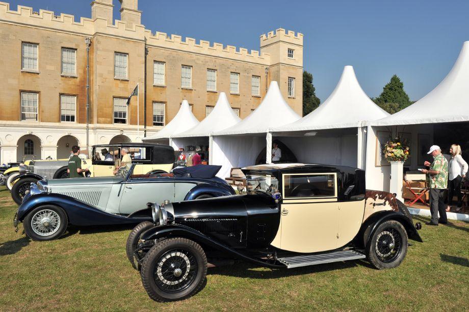1927 Bugatti Type 38 Coupe Fiacre