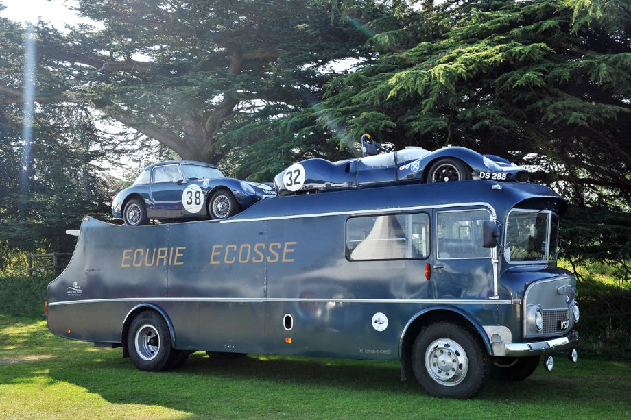 Dick Skipworth Collection of Ecurie Ecosse competition cars