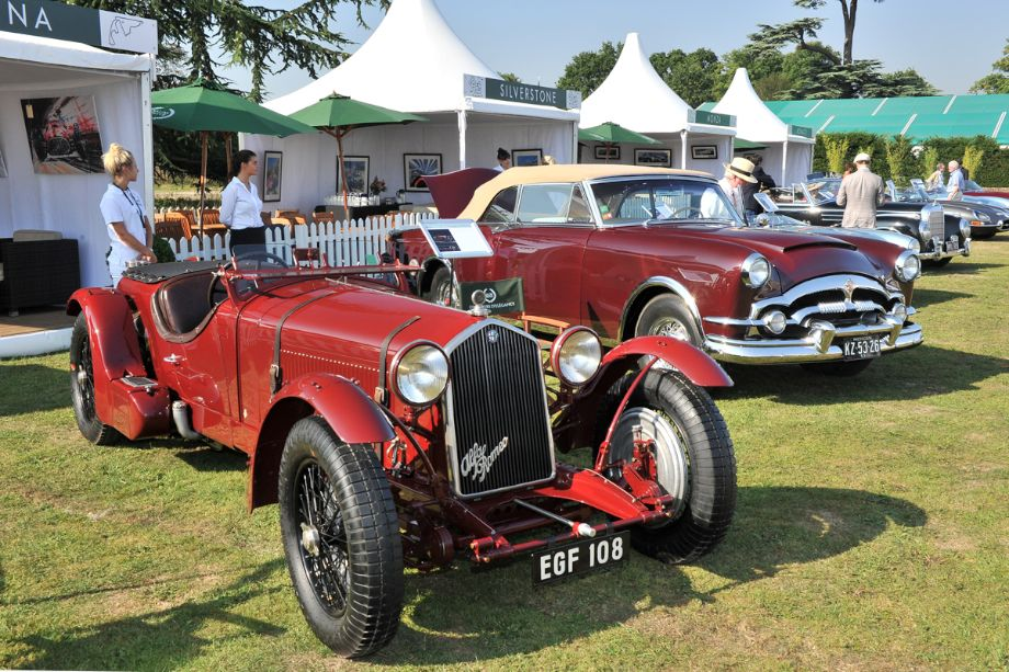 1933 Alfa Romeo 8C Le Mans