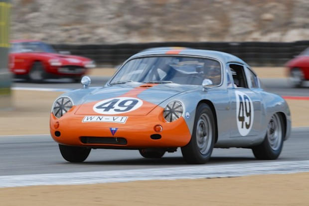 1960 Porsche Abarth of Ranson Webster