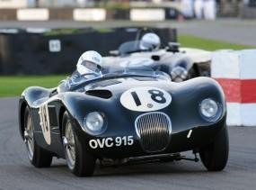 Jaguar C-Type - Jonathan Turner