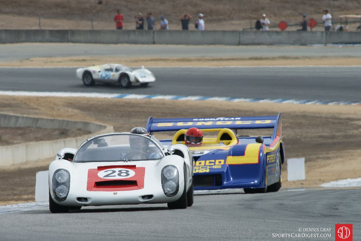 Stephen Thein - 1967 Porsche 910.