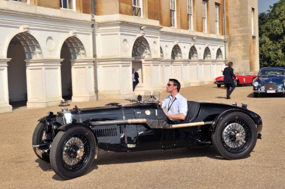 1932 Aston Martin Le Mans