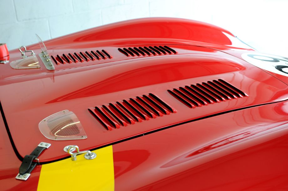 Details on the 1962 Ferrari 250 GTO (s/n 3757GT) owned by Nick Mason
