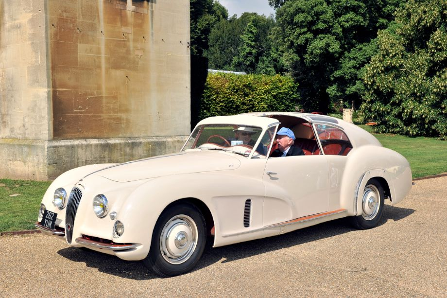 1949 Riley 105 Transformable Coupe