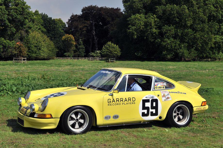 1973 Porsche 911 Carrera 2.8 RSR won 12 Hours of Sebring in 1973