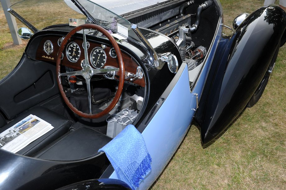 1933 Bugatti Type 51A Roadster