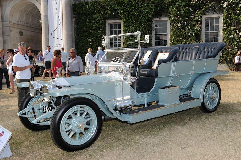 1908 Rolls-Royce 40-50 HP Silver Dawn