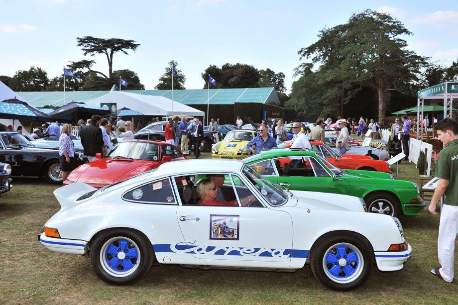 1973 Porsche 911 2.7 RS Lightweight