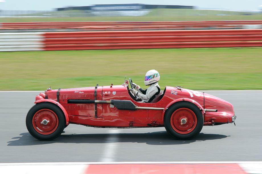 Aston Martin 1.5-Litre Le Mans
