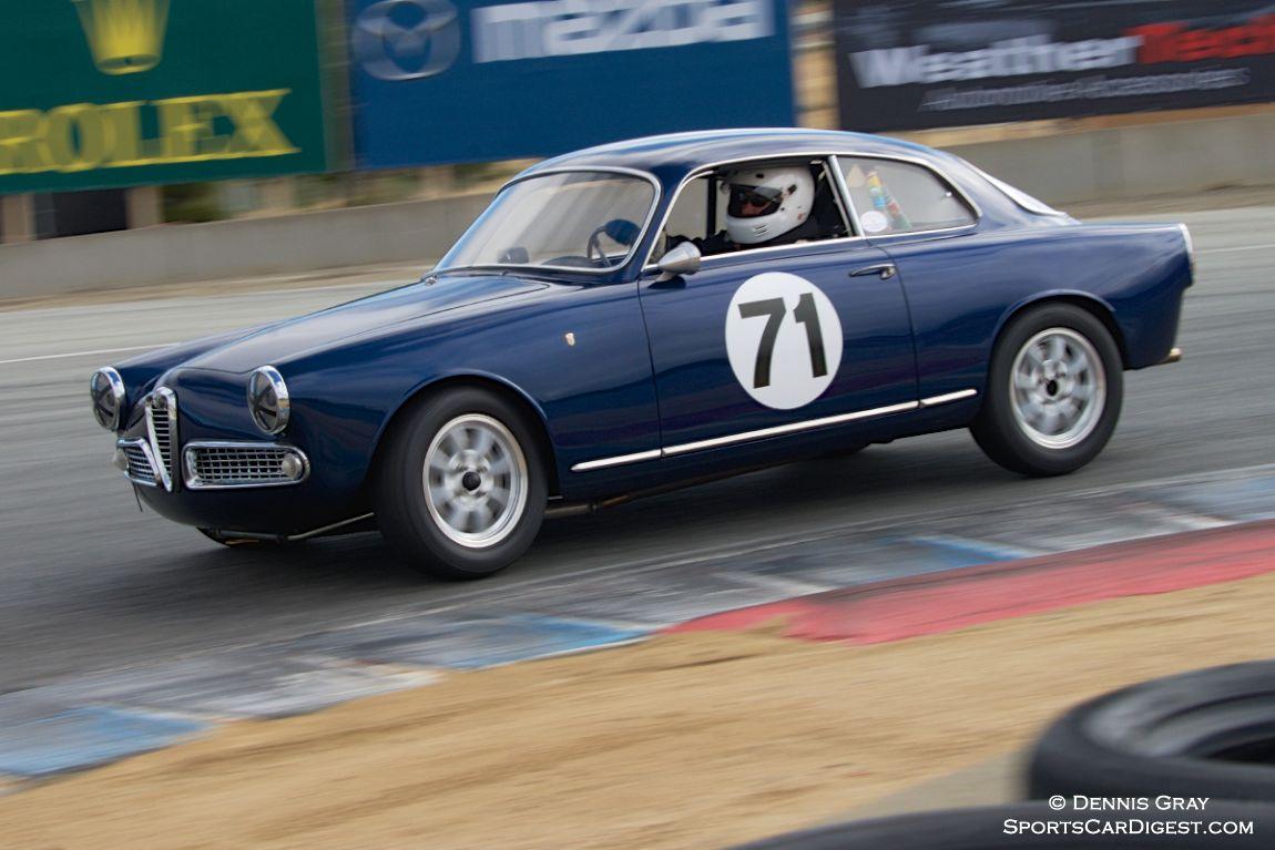 Bob Albright's 1959 Alfa Romeo Giulietta Sprint