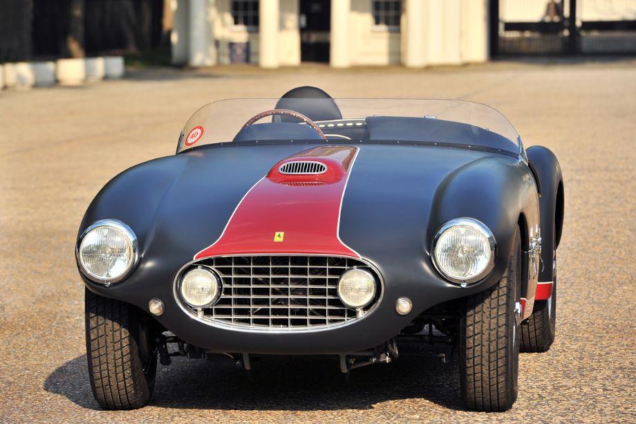 1953 Ferrari 166MM Barchetta by Oblin