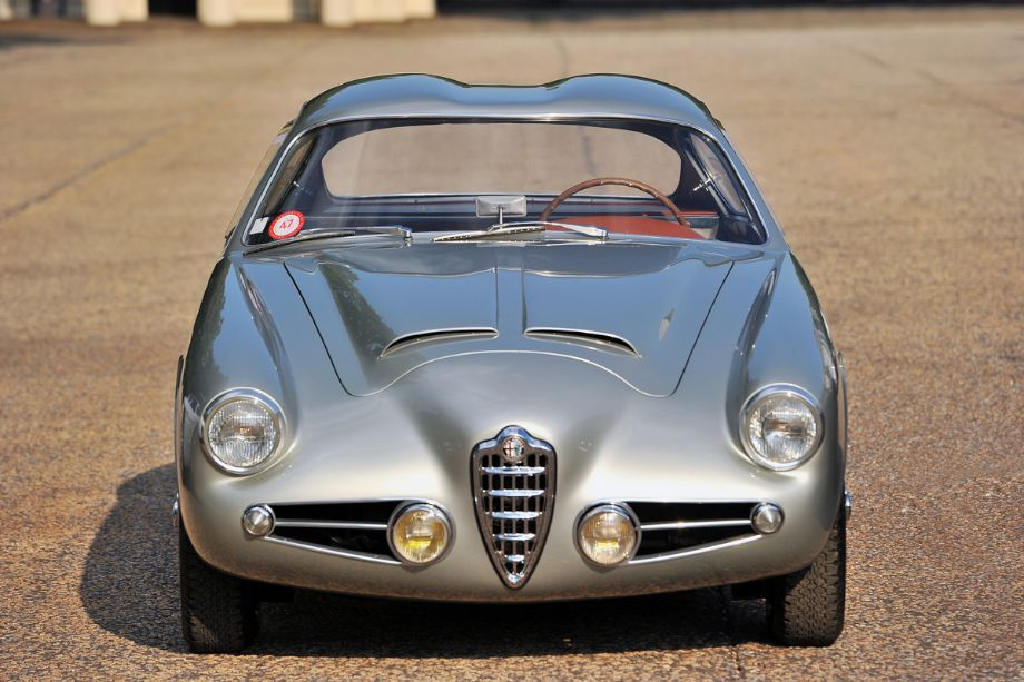 1956 Alfa Romeo 1900 SS Zagato Berlinetta