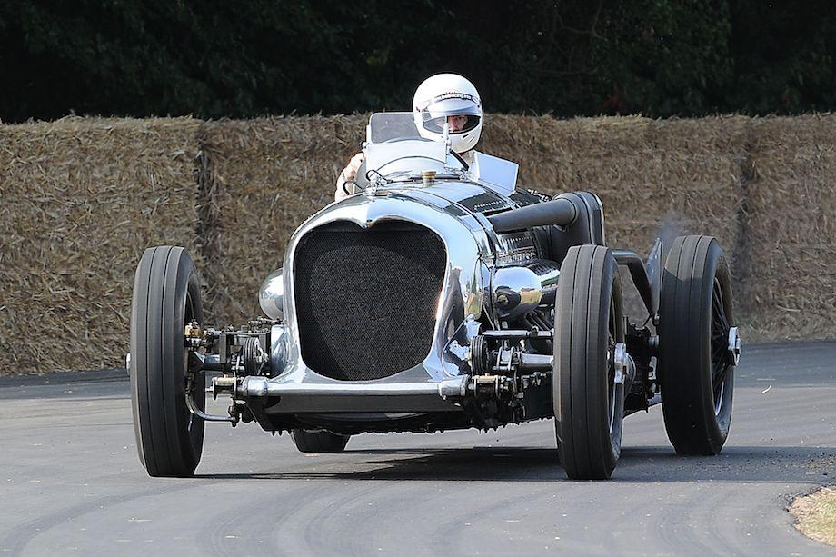 24-Litre 1933 Napier-Railton Special