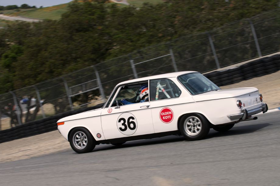 Mark Rancon's 1970 BMW 2002