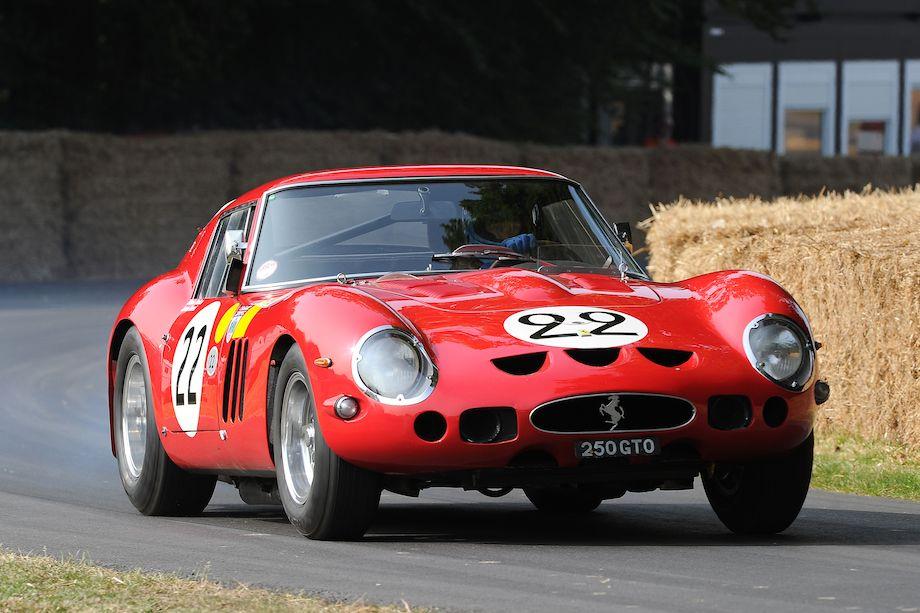 1962 Ferrari 250 GTO, s/n 3757GT