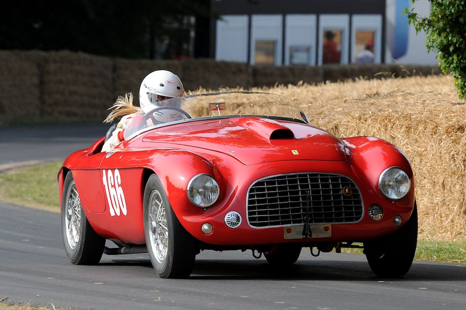 Ferrari 166 MM by Touring