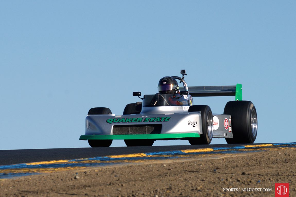 Rob Fisher - 1979 March 79B Formula Atlantic