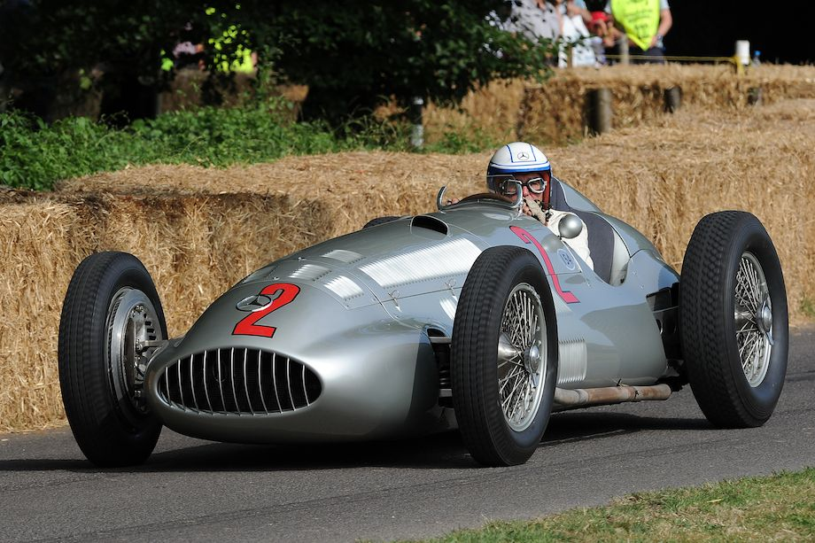 Mercedes-Benz W 154 Silver Arrows