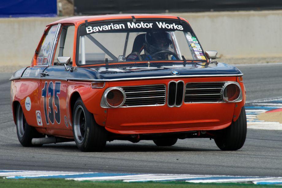 Tim Brecht's BMW 2002 T/A.