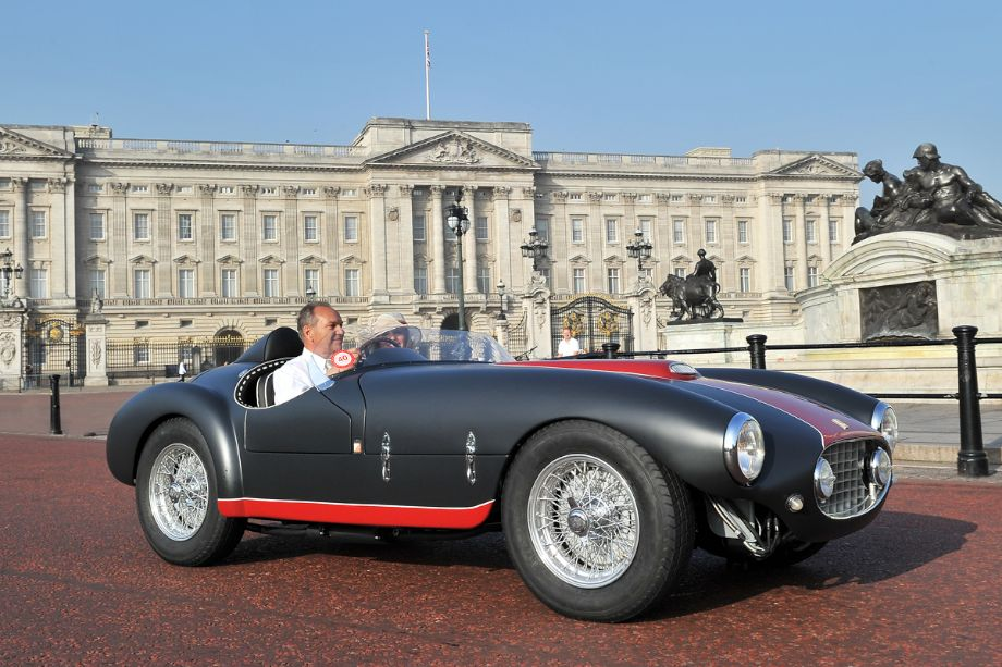 1953 Ferrari 166MM Barchetta by Oblin