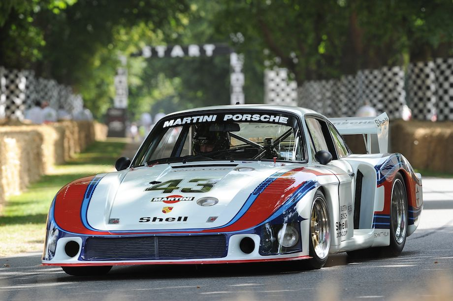 Martini Racing Porsche 935 Moby Dick