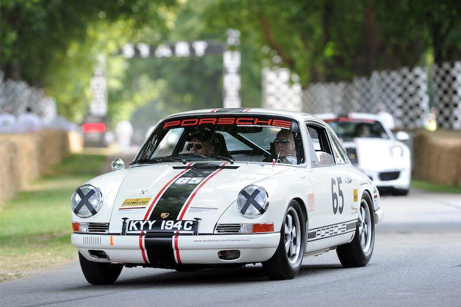 1965 Porsche 911 Project 50 Historic Race Car