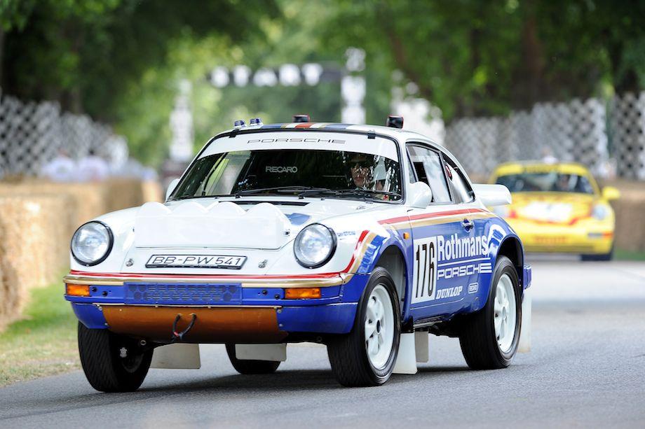 Rothams Porsche 911 Rally