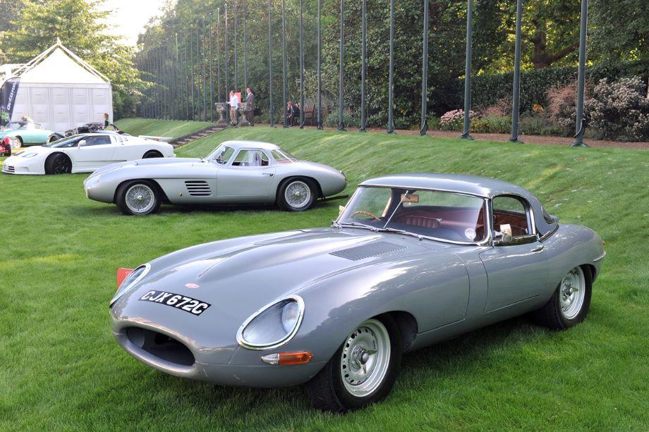 1964 Jaguar 'Semi-lightweight' E-Type