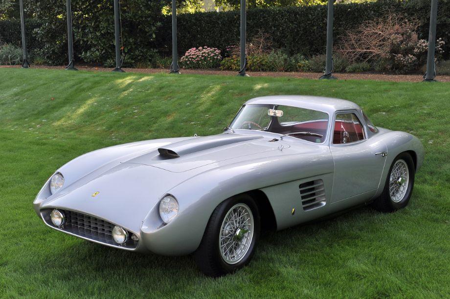 1954 Ferrari 375 MM by Carrozzeria Scaglietti