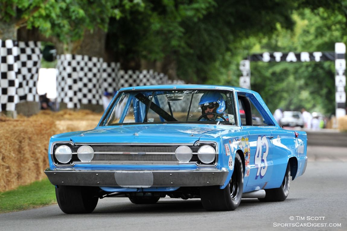 Plymouth Belvedere GTX of Richard Petty