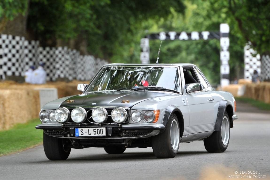 Goodwood festival of speed 2014 photos gallery results for Rally mercedes benz