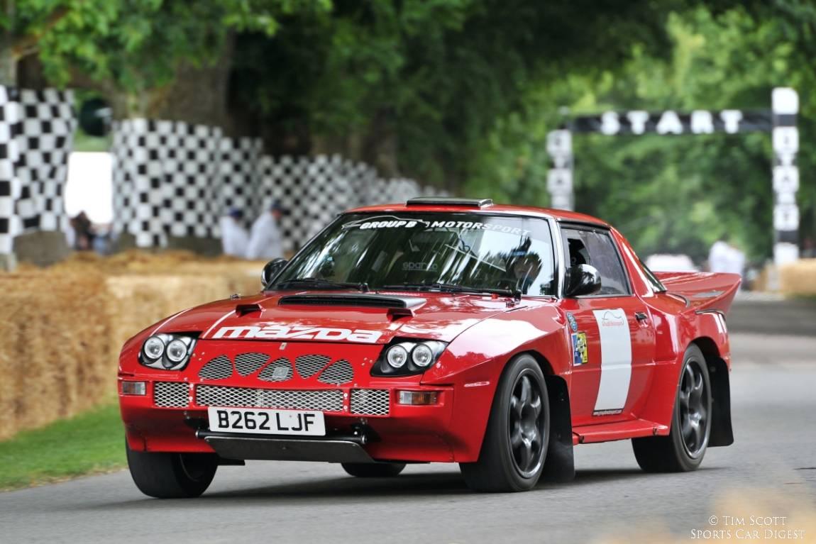 Mazda RX7 Evo
