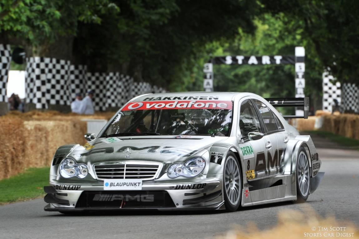 AMG Mercedes C-Class DTM