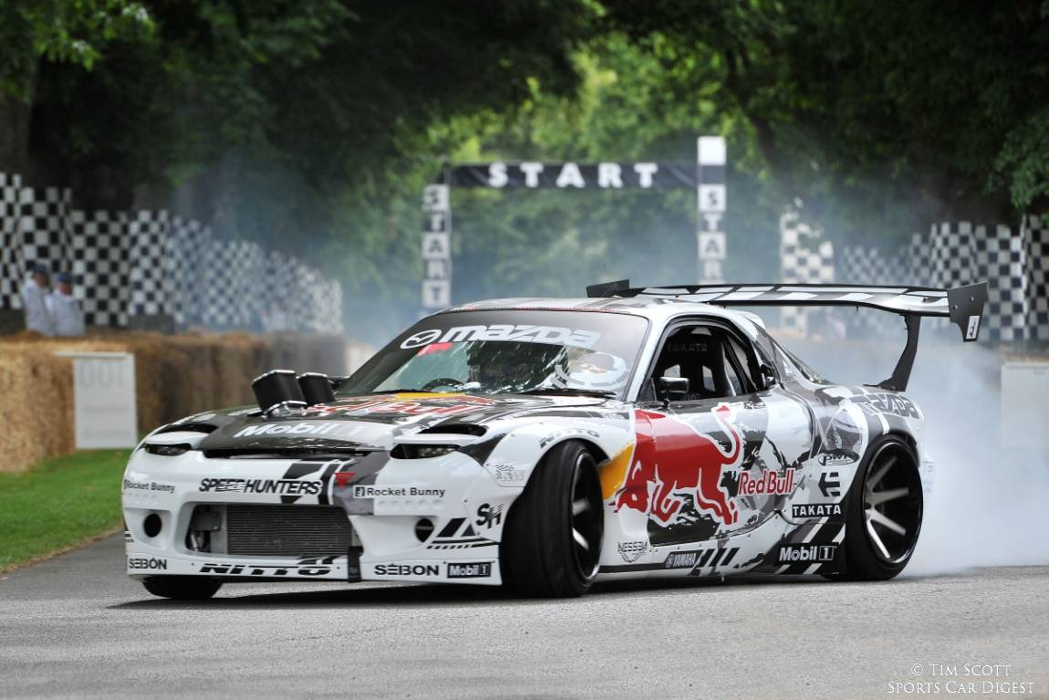 Mazda RX-7 Formula Drift