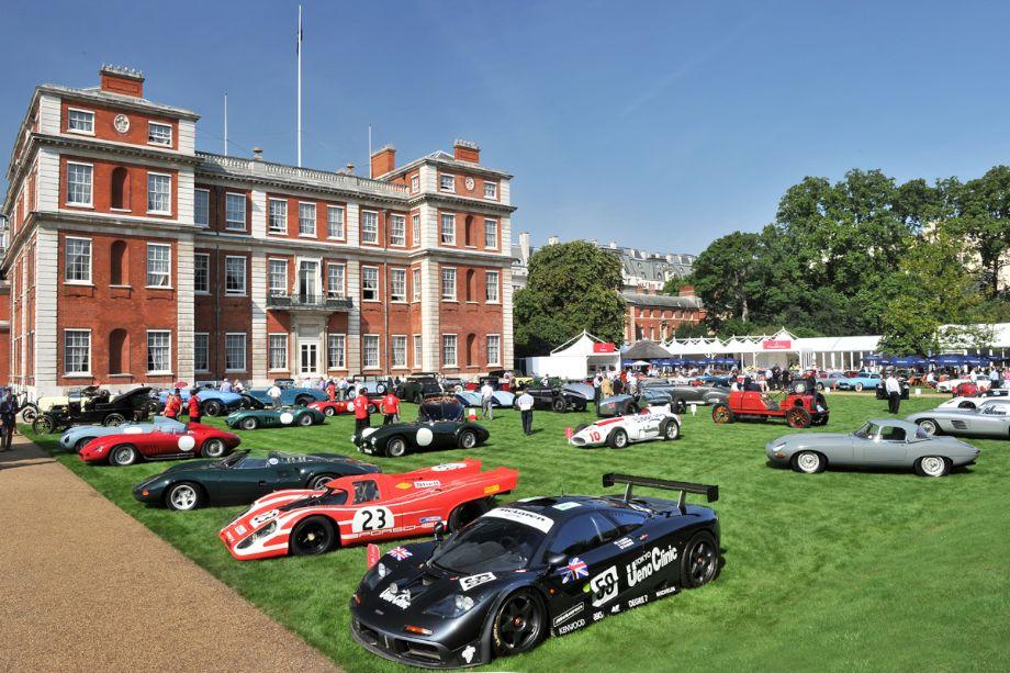 Le Mans Winners - 1969 Porsche 917K and 1995 McLaren F1 GTR 'Ueno Clinic'